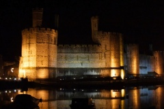 Night_Caernarfon_Castle1